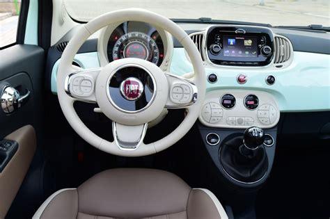 Fiat Interior fiat 500c 2015 interior automobiles fiat 500c fiat