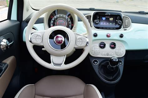 New Fiat 500 Interior  Wwwindiepediaorg