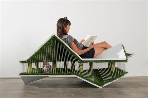 Designs For Felines 12 Cool Cat Houses Hgtv