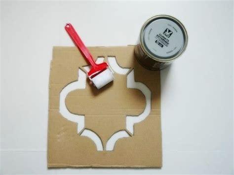 peindre carreaux cuisine peindre un carrelage style vieux carreaux ciment