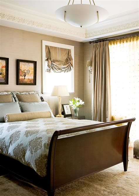Decorating Ideas Bedroom by Bedroom Decorating Ideas Pillow Talk Traditional Home