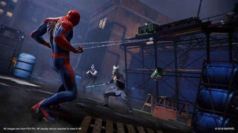 Spider-man Ps4 Reveals Spider-man Velocity Suit