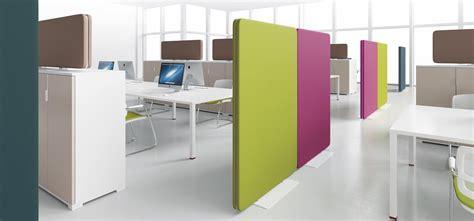 cloison de bureau acoustique accessoires de bureau cloisons et séparations mobilier