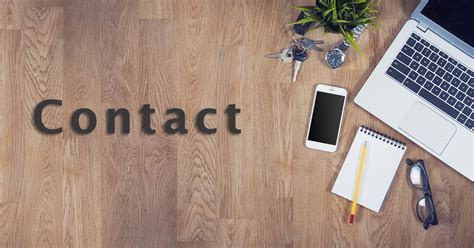 Contact - Blog Voyages