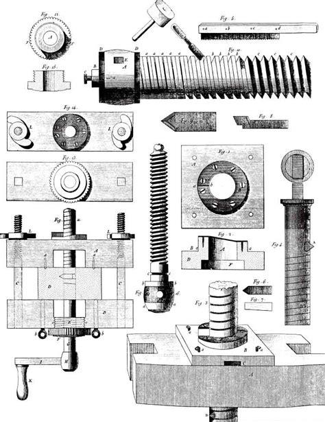 plan   carpenters tap making wooden screws