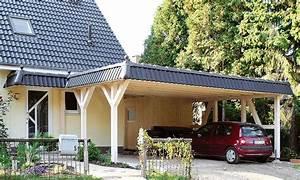 Carport Vor Garage : carport vor dem haus google suche carport pinterest ~ Lizthompson.info Haus und Dekorationen
