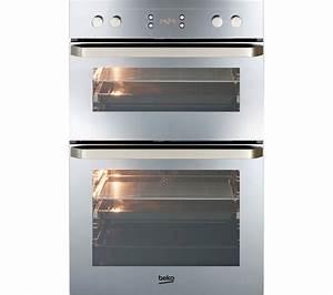 Buy Beko Odf24300m Electric Double Oven