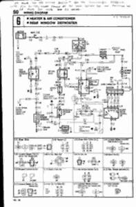 Mazda B2000 Wiring Diagram