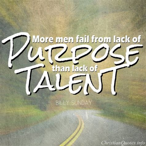 billy sunday quote failure christianquotesinfo