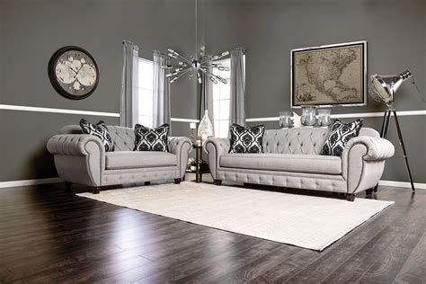 2 Piece Viviana Sofa Set Made In Usa