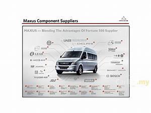 Maxus V80 2018 Window Lwb 2 5 In Kuala Lumpur Manual Van