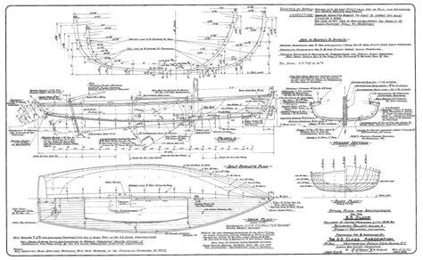 Model Hydrofoil Boat Plans by Moth Sailboat Plans