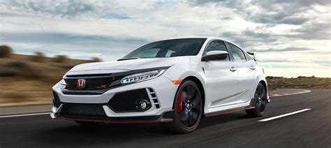 honda civic type  specs pricing  features