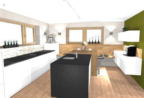 Sitzplatz In Der Küche