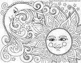 Coloring Complex Printable Easy Islamic Mosaic Getcolorings sketch template