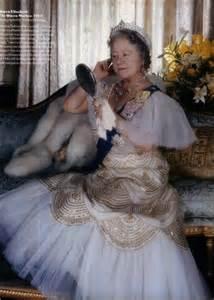 Queen Elizabeth Mother Died