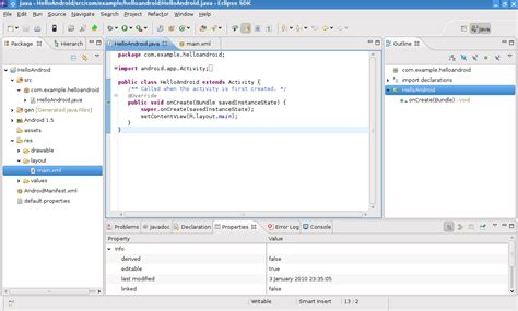 android eclipse programming android apps sdk and eclipse ubuntu