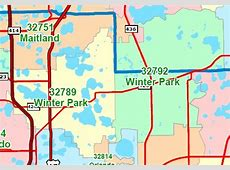 Winter Park Fl Zip Code