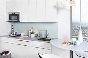 amenager petite cuisine jouez sur les clairages cuisine With exemple plan de maison 13 comment agrandir une petite cuisine conseils deco et