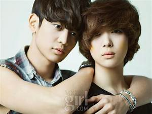 Sulli & Minho – Vogue Girl August 2012 [Photos] | Kpop = Love