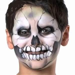 Maquillage Squelette Facile : autour du maquillage enfant comment maquiller les ~ Dode.kayakingforconservation.com Idées de Décoration
