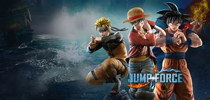 Jump Force Forced