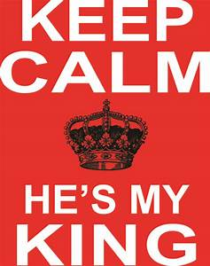 Keep Calm And Carry On Crown Vector File