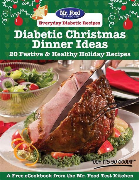 diabetic christmas dinner ideas  festive healthy