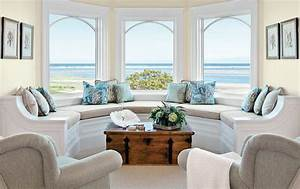 Beautiful beach themed living room ideas coastal living for Living room beach decorating ideas