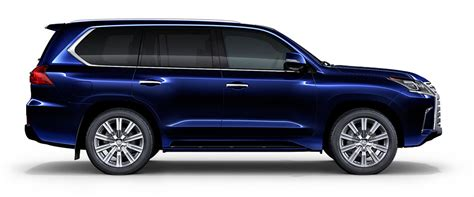 lx exterior color deep blue mc lexus bahrain