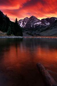 End Of The World At Maroon Bells