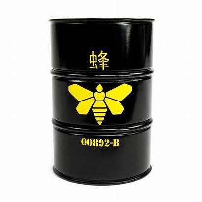 Breaking Bad Methylamine Barrel Tirelire Barril Hucha