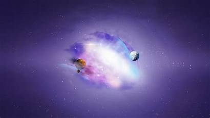 Galaxy Universe 2560 Purple 1152 1440 Space