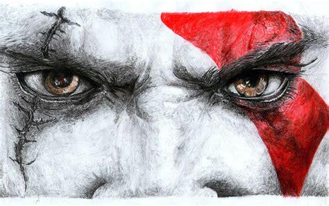 Kratos God Of War Iii By Mythikhiwy On Deviantart