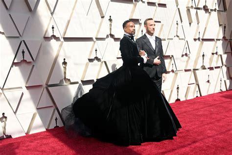 Billy Porter Christian Siriano Gown The Oscars