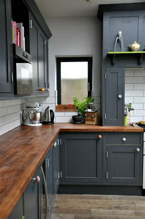 cuisine couleur gris bleu choisir quelle couleur pour une cuisine