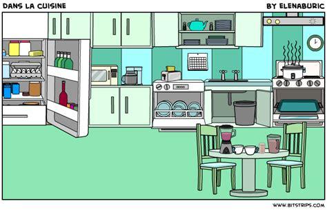 apprendre cuisine la classe de français dans la cuisine objets de la