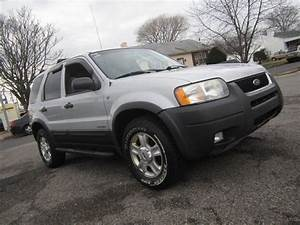 2002 Used Ford Escape Xlt Premium 3 0l V6 At Contact Us