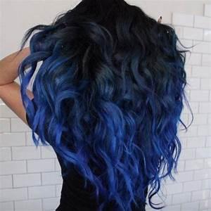 Blaue Haare Ombre : blaue ombre haare farbe neuefrisuren frisuren 2017 bestfrisuren bestenhaar beliebtehaar ~ Frokenaadalensverden.com Haus und Dekorationen