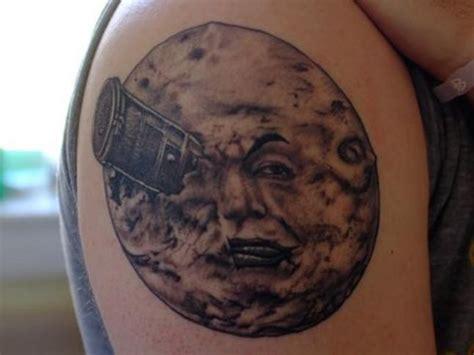george melies tattoo melies tattoo moon tattoo inspired in georges m 233 li 232 s