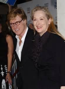 Meryl Streep Robert Redford Married