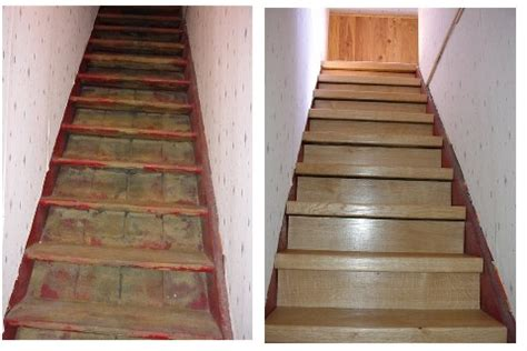 habiller un escalier en beton forum menuiseries