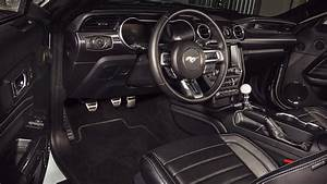 2021 Ford Mustang Mach-1 Interior