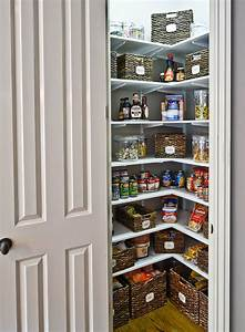 kitchen beautiful and space saving kitchen pantry ideas With pantry design ideas small kitchen