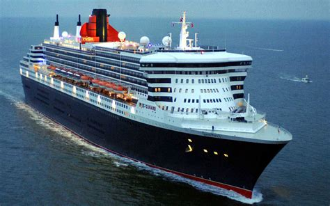 Queen Mary 2 Renovation  Travel + Leisure