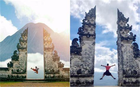 tempat terindah  indonesia  merasakan sensasi