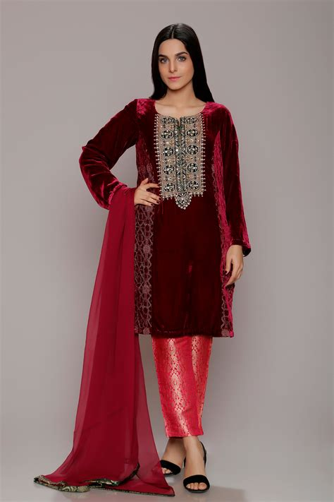 latest party wear dresses embroidered suits  designs