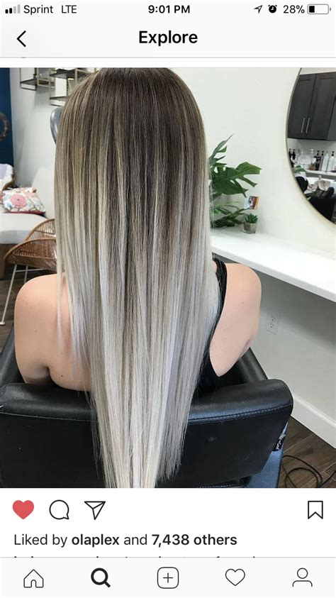 bayalage ombre hair  beauty