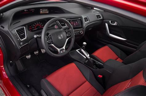 Honda Upholstery by 2014 Honda Civic Si Interior Projects To Try