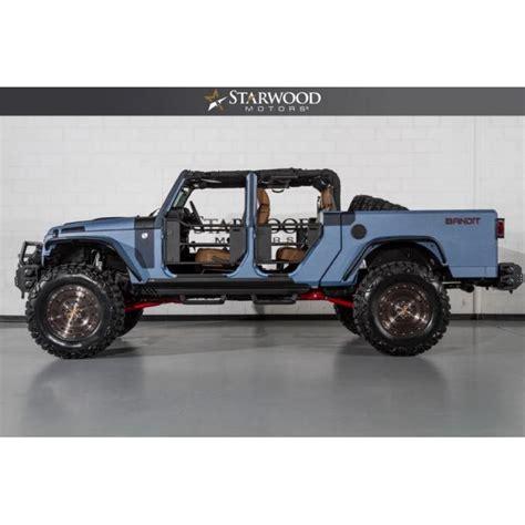 starwood jeep blue starwood motors 2016 jeep wrangler bandit world 39 s best